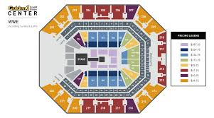 Golden 1 Center Detailed Seating Chart Seating Chart