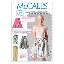 Mccall Patterns Enchanting McCall's Patterns 448 B448 Sizes 4848484848 Misses Skirts Sewing