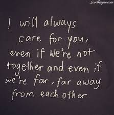 I Care About You Quotes
