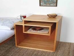 Comfortable Bedside Table Ideas On Furniture With .
