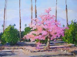 Scene Stealer Painting by Joan Coffey
