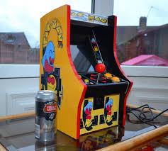 1942 Arcade Cabinet Pac Man Mini Arcade Machine Youtube