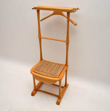 chair valet stand. retro valet stand / chair vintage 1960\u0027s