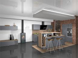 78 Parfait Cuisine Design Ilot Cuisine Idee Deco Cuisine Idee Deco