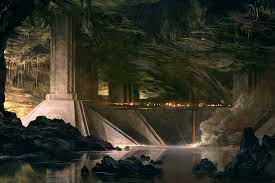 Under ground structure Amazing Underground Structure Diana Fea Underground Structure Characters Art Guild Wars Eye Of The North