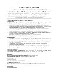 Business Management Resume Fresh Download Business Administration