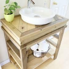 Diy bathroom furniture Bathroom Remodel Small Diy Bathroom Vanity With Plant The Spruce Crafts 13 Diy Bathroom Vanity Plans You Can Build Today