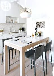 modern counter height table. Narrow Counter Height Table For Kitchen Modern Space Amusing Small Round R