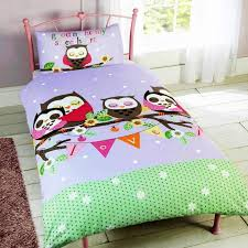 owl toddler bedding for girls purple toddler bedding set furniture design