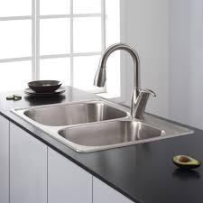 Kitchen Sink Stunning Kitchen Sinks Stainless Steel 16 Gauge