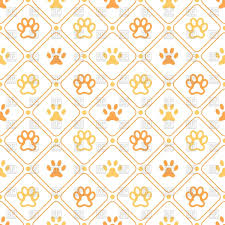 Paw Print Pattern Best Inspiration Ideas