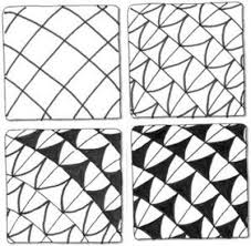 Easy Zentangle Patterns Impressive Zentangle Step By Step Instructions Doodle Doodling Zentangle