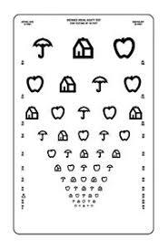 Snellen Chart Printable Details About Large Framed Print Modern Eye Chart Umbrella House Apple Picture Snellen Art