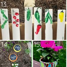 garden crafts. Garden Crafts E