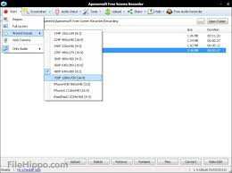 Record Desktop Windows 7 Download Apowersoft Free Screen Recorder 3 1 0 For Pc Windows