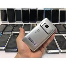 Điện Thoại Nokia N8 Cảm Ứng Bộ Nhớ 16G WiFi 3G Chính Hãng Bảo Hành 6 Tháng