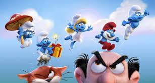 Cartoon Film New Smurfs Cartoon Film Makes A Splash In China 1 Chinadaily Com Cn