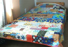 Patchwork Bedspreads — Angie's Art Studio & patchwork bedspread Adamdwight.com