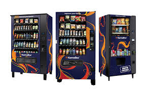 Best Healthy Vending Machine Franchise Classy Review And Interview With KarmaBox Vending Founder AJ MacQuarrie