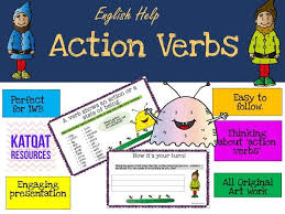 Verb Action Action Verbs