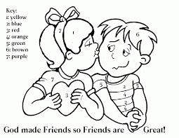 Friendship Worksheet Kindergarten Worksheets for all | Download ...