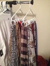 Best 25 Scarf Organization Ideas On Pinterest Scarf Storage
