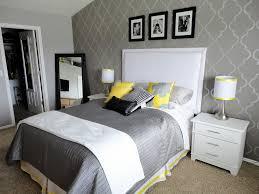 Bedrooms : Astonishing Black White Grey Bedroom Gray Bedroom Grey ...