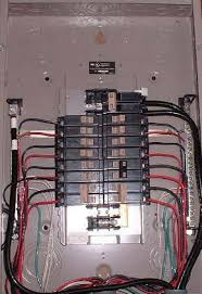 an overview of wiring an electrical circuit breaker panel Wiring Circuit Breaker connecting the branch circuit wires wiring circuit breaker box