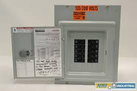 similiar murray breaker box keywords murray lp012df panel board 125a amp 240v ac circuit breaker b321997