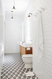 modern bathroom subway tile. Beveled Subway Tile Modern Bathroom E