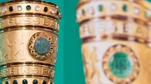64 teams in zwei töpfen aufgeteilt. Fussball Dfb Pokal Auslosung Bayern Konnte Auf Darmstadt Treffen Augsburger Allgemeine