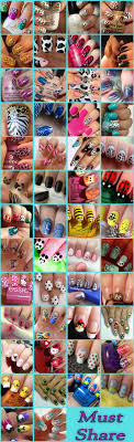 Best 25+ Animal nail art ideas on Pinterest | Animal nail designs ...