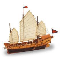 wood sailboat model kits
