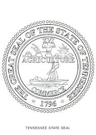 Seals Coloring Pages State Seal Coloring Page Navy Seals Coloring