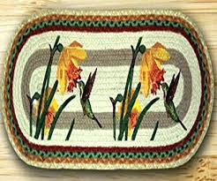 capitol earth rugs earth rugs printed hummingbird capitol earth rugs placemats