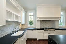 white cabinets black countertops cool white kitchen cabinets with black white cabinets black countertops blue walls
