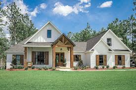 country craftsman farmhouse house plan 51981 with 4 beds 3 baths 2