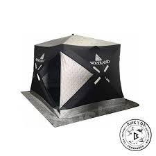 <b>Зимняя палатка куб Woodland</b> Ultra Comfort, трехслойная ...