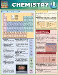 Chemistry Laminated Study Guide 9781423218593