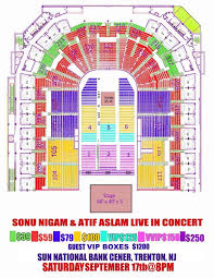 49 Unfolded Sun National Bank Center Detailed Seating Chart