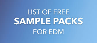 edm sample packs loops presets samples