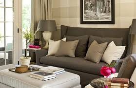 ... Living Rooms: Tan Sofa Design Ideas Intended For Modern Household Gray  And Tan Living Room