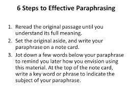 effective paraphrasing com or perhaps a how to book your memoirs be youve come to the right place be youve got an idea for effective paraphrasing the best resume writing