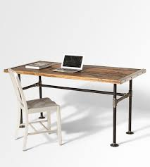 industrial wood furniture. best 25 reclaimed wood desk ideas on pinterest l rustic and industrial furniture c