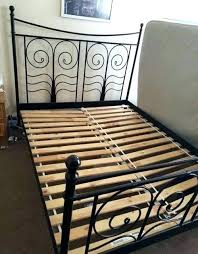 wrought iron bed frame king – babesauce.co