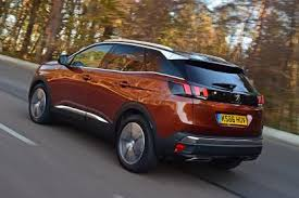 2018 peugeot 3008 review. modren 2018 peugeot 3008  rear throughout 2018 peugeot review