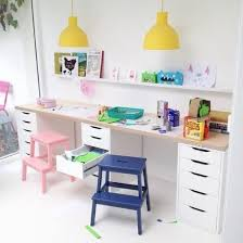 kid desk furniture. Alluring Interior And Furniture: Ideas Amusing TROFAST Kid Desk Workstation IKEA Hackers Kids Work Furniture M