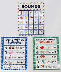 Teacher Classroom Poster Set Of 3 Homeschool Chart English
