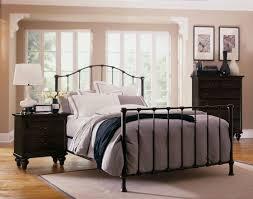 Metal Bedroom Furniture Set Tiffany Color Bedroom