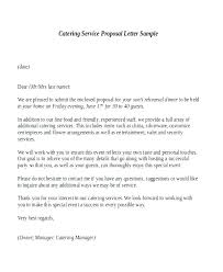 Example Of A Proposal Letter Business Purchase Proposal Letter